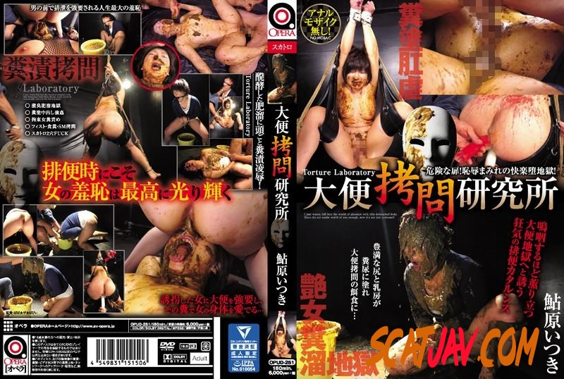 OPUD-251 Torture laboratory hard extreme scatology rape Ayuhara Itsuki (292.1835_OPUD-251_sample | 2018 | HD) (7.51 GB)
