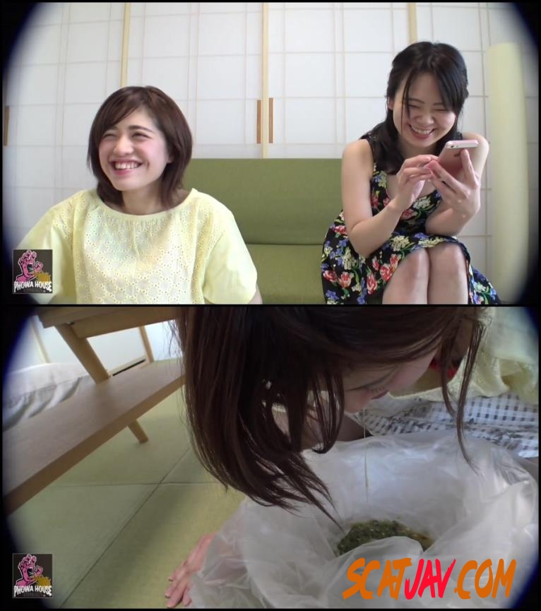 BFJV-12 Girls Puking Together スローアップ女の子 Forced Vomit (080.0641_BFJV-12 | 2018 | FullHD) (962 MB)