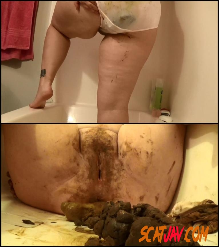 [Special #579] BBW Samantha poop in satin panties and dirty scat play (179.579_BFSpec-579 | 2018 | FullHD) (1.58 GB)