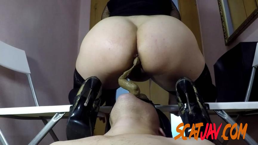 Special #922 Delicious Shit for New Slave (5.922_BFSpec-922 | 2019 | FullHD) (293 MB)
