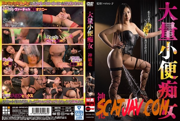 DMOW-172 大量小便痴女 神納花 放尿 調教 Golden Showers 女王様・M男 淫語 Massive Urinary Slut (2.2049_DMOW-172 | 2019 | FullHD) (3.31 GB)